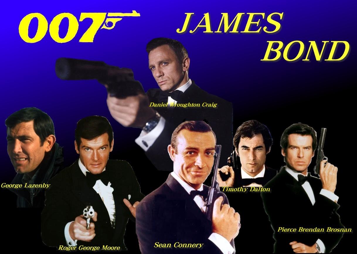 Джеймс Бонд 21. Казино афера онлайн казино